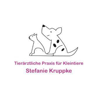 Logo von Tierärztliche Praxis für Kleintiere Kruppke, Stefanie