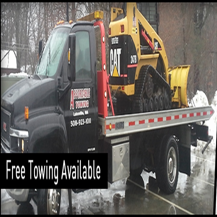 Johns Affordable Automotive Repairs: Affordable Towing In Lakeville, MA