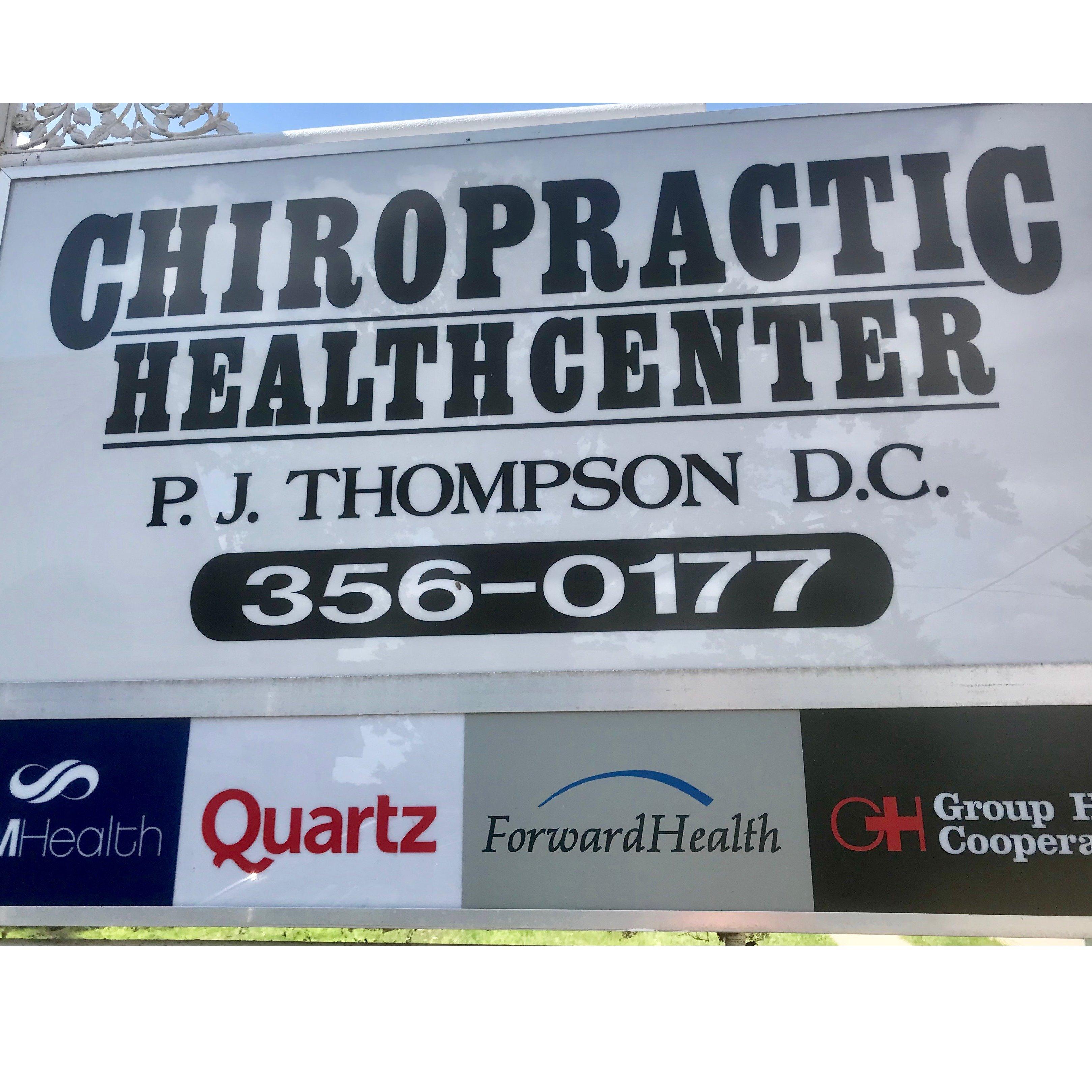 Chiropractic Health Center; Pamela Thompson, D.C.