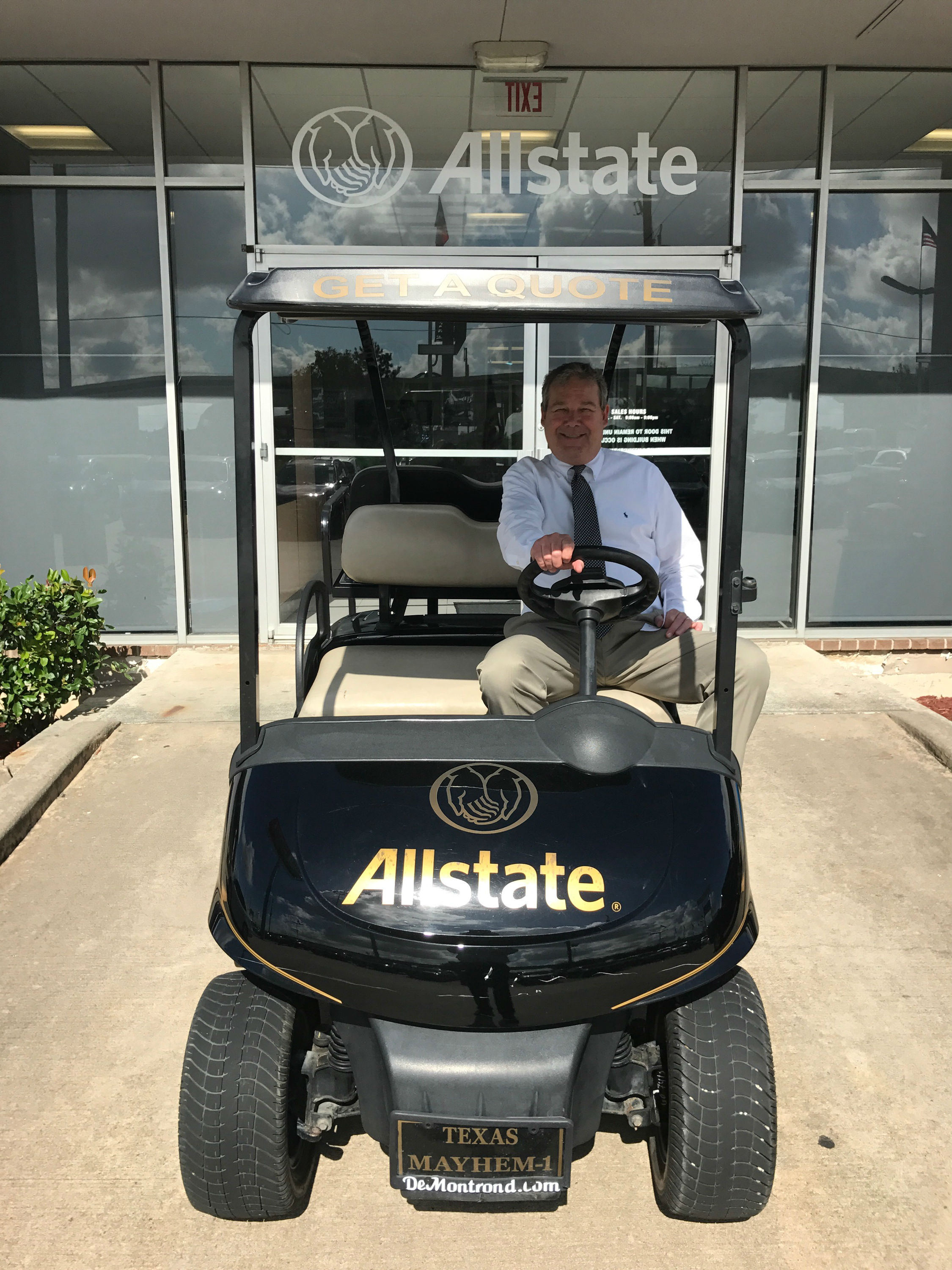 Allstate Insurance Agent: George Demontrond III image 1