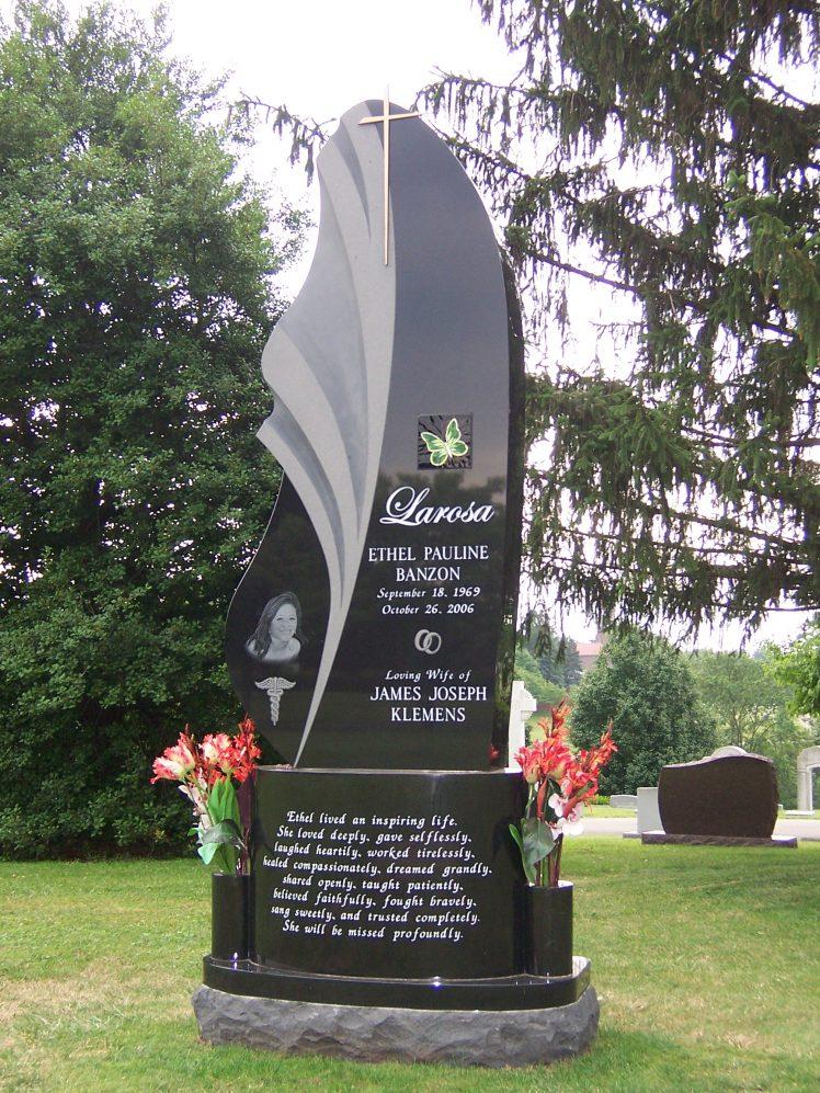 Evans Monuments Cremation & Funeral Plans image 2