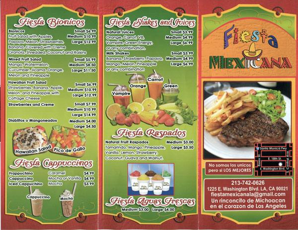 Fiesta Mexicana image 2