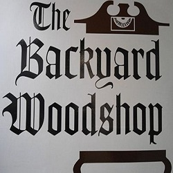 Backyard Woodshop