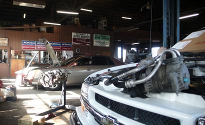 Stewart Auto Service Inc