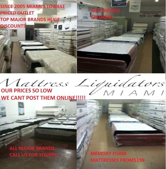 Miami Mattress Liquidators Outlet image 0