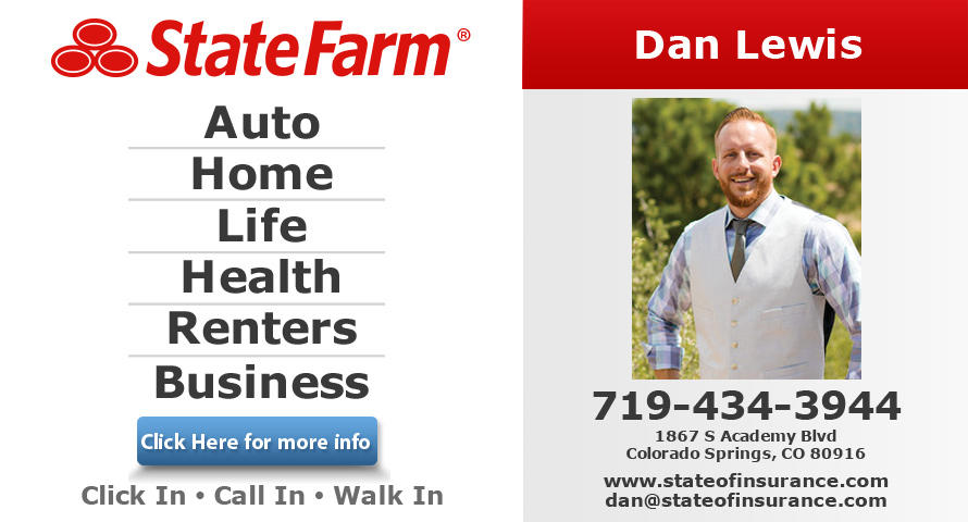 Dan Lewis - State Farm Insurance Agent