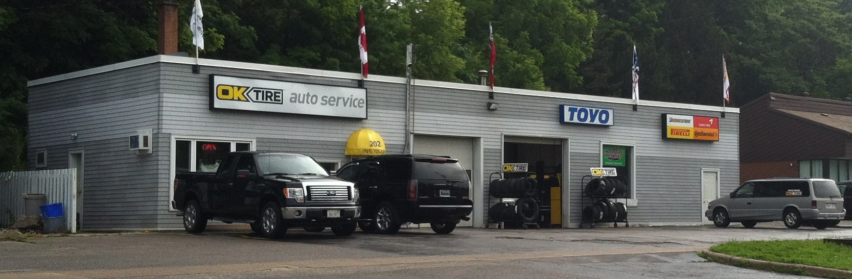 Car Tire Repair Barrie