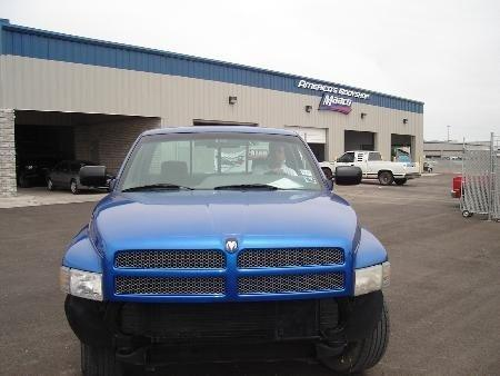 Maaco collision repair auto painting in lubbock tx for Chaparral motors lubbock tx