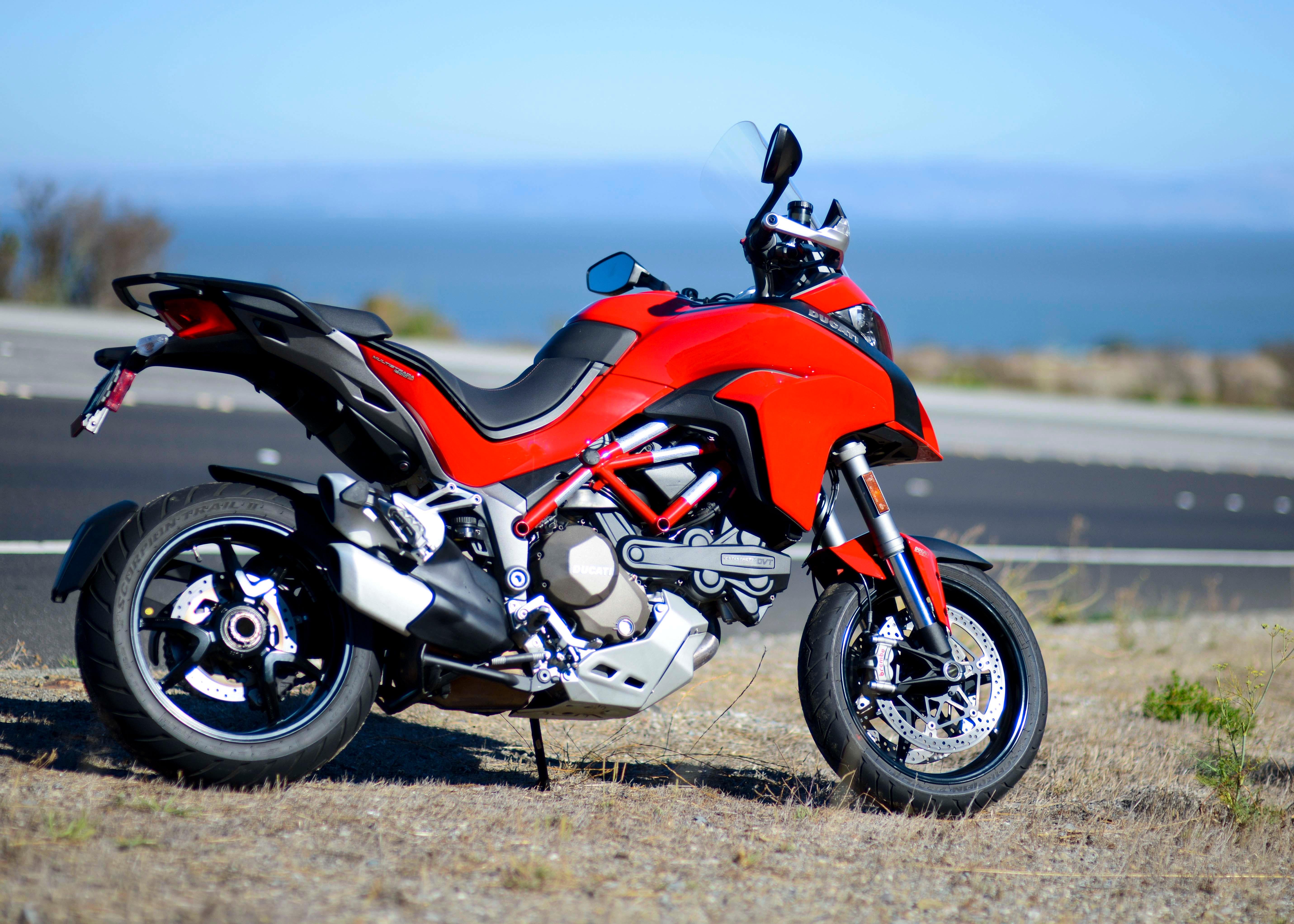 San Diego Motorcycle Rental Ducati