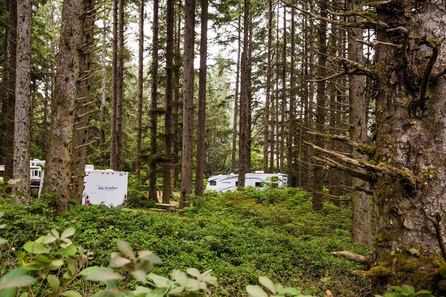 Pacific City RV & Camping Resort