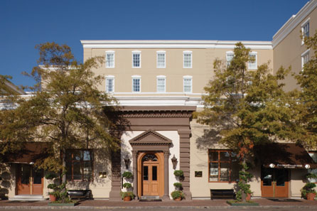 DoubleTree by Hilton Hotel & Suites Charleston - Historic District image 0