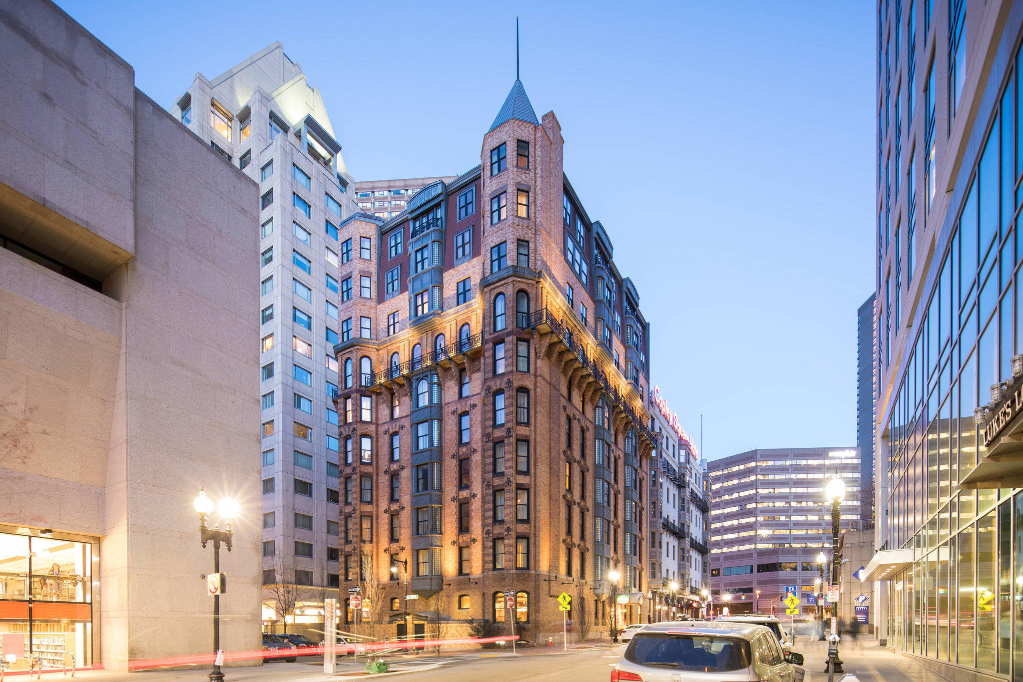 Courtyard by Marriott Boston Copley Square