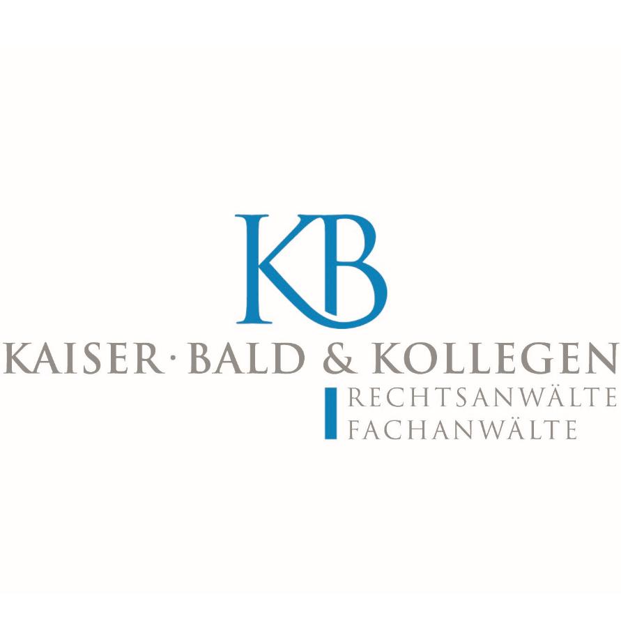 Logo von KBK Kaiser • Bald & Kollegen Rechtsanwälte Fachanwälte PartGmbB