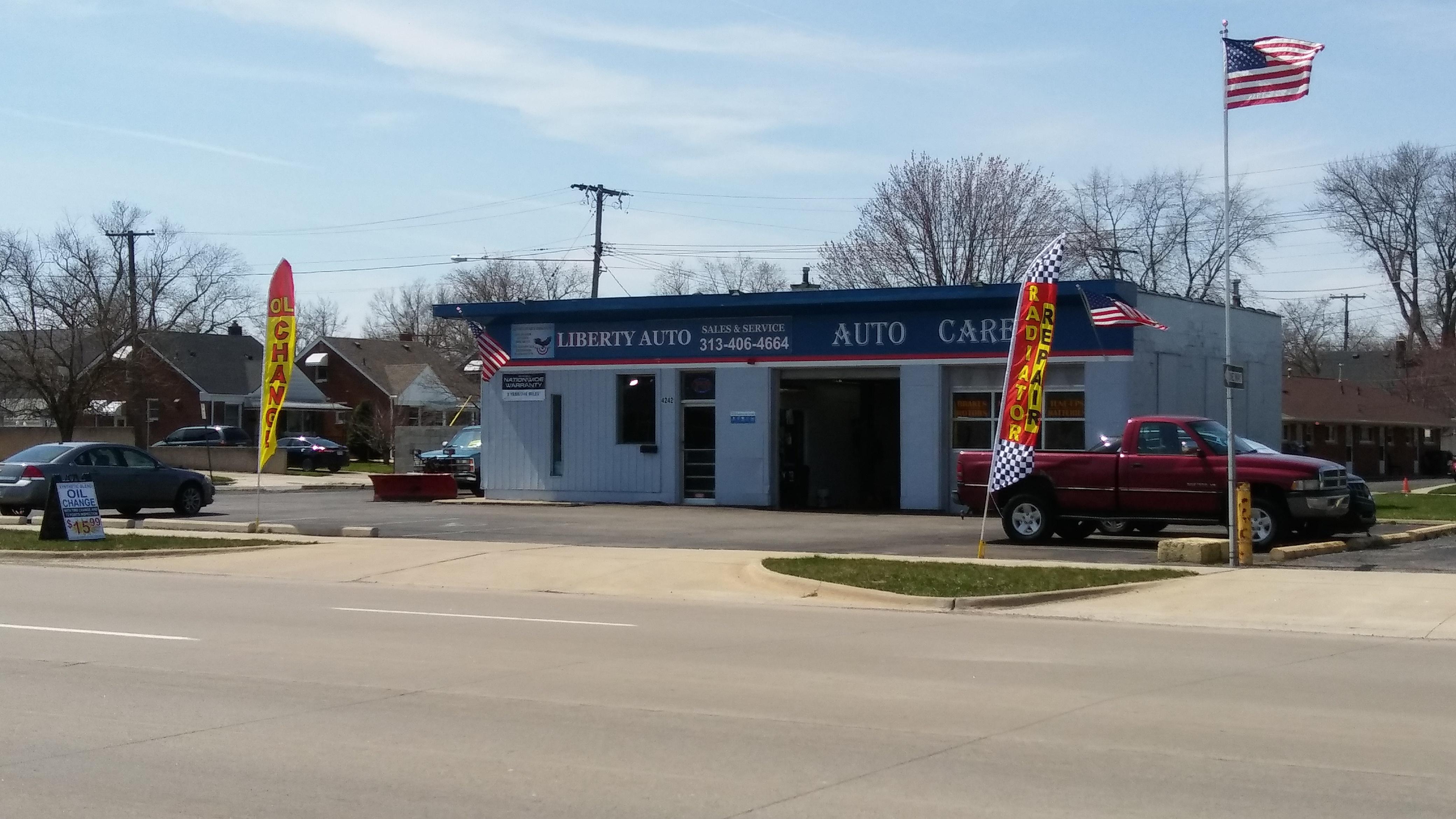 LIBERTY AUTO SALES AND SERVICE LLC image 1