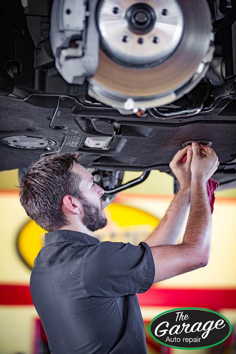 the garage auto repair broken arrow ok company