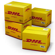 DHL EXPRESS SHIPPING - WE PREPARE YOUR PACKAGES FOR SHIPPING! - ad image