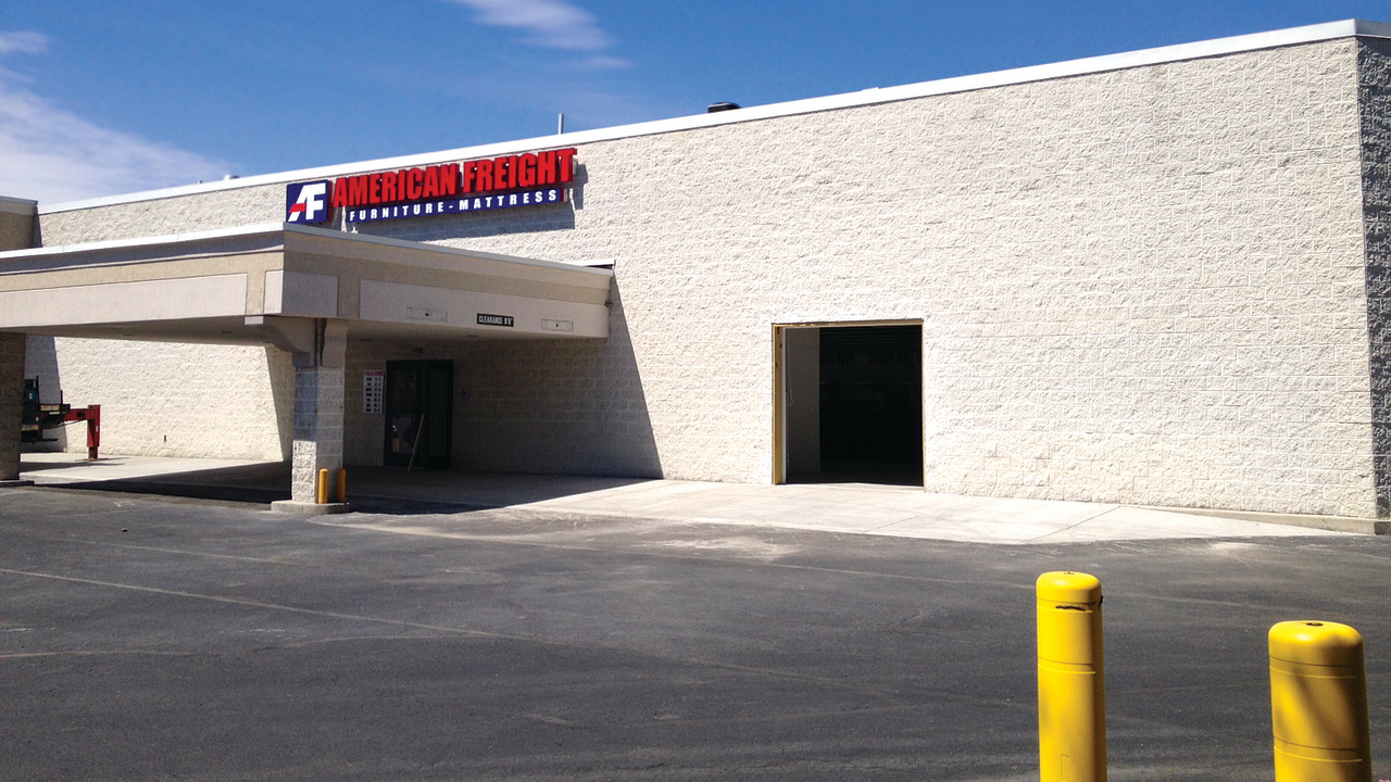 American Freight Furniture And Mattress 516 West Plank Road Ste 22 Altoona, PA  Furniture Stores   MapQuest