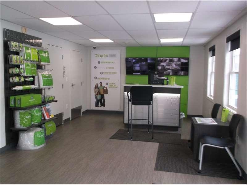 Extra Space Storage 1180 Millbury St Worcester, MA Warehouses Merchandise U0026  Self Storage   MapQuest