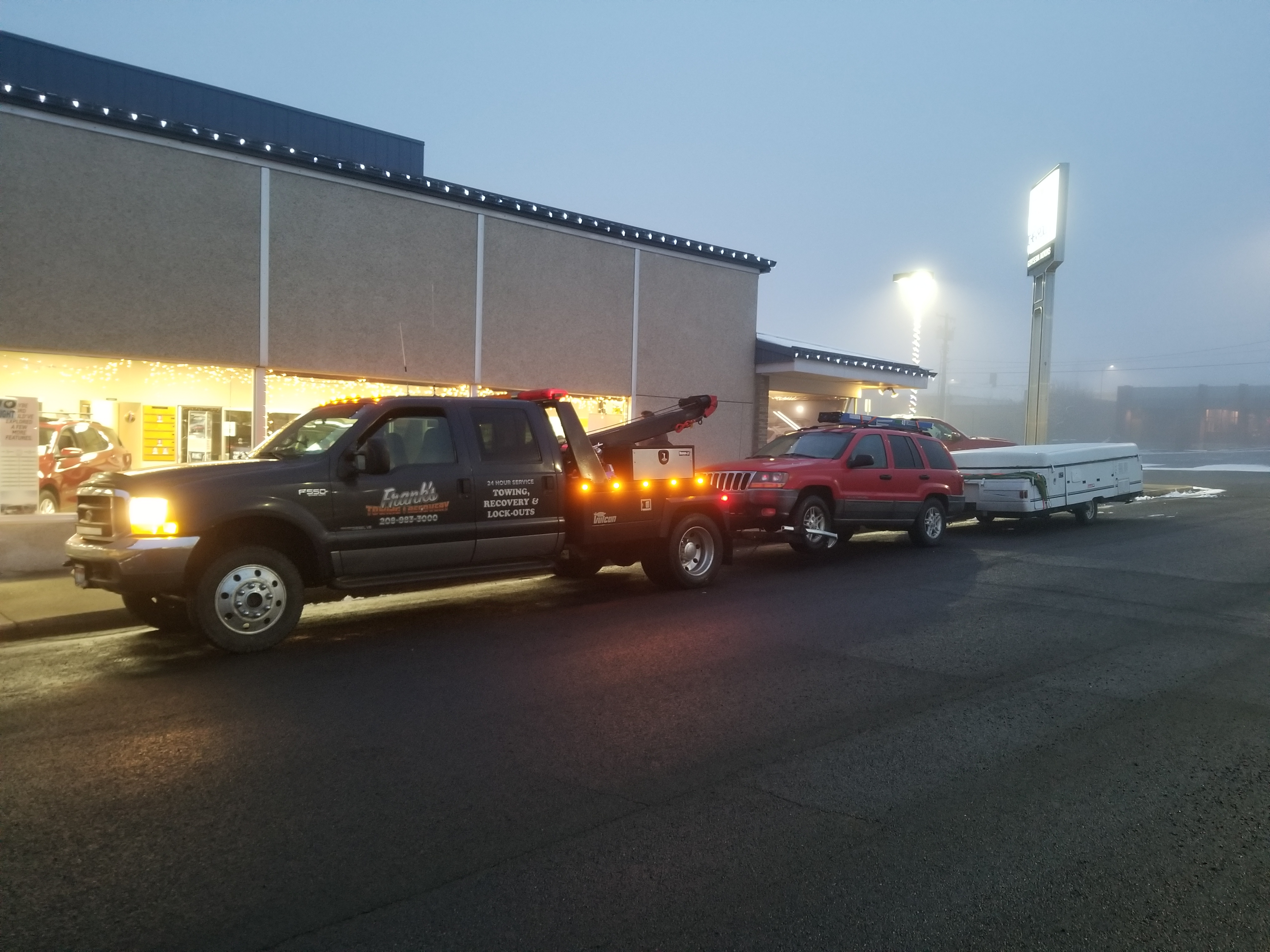 Frank's Towing & Recovery LLC image 12