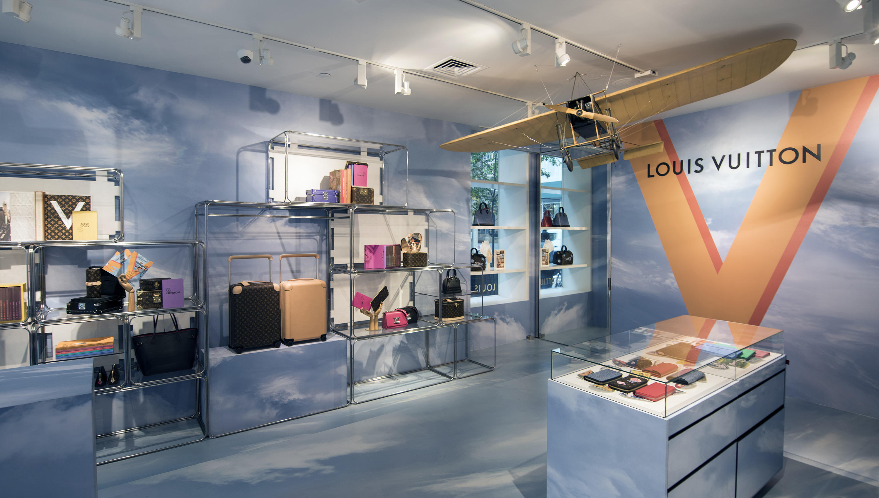 Louis Vuitton New York Soho -  Pop-up Store image 0