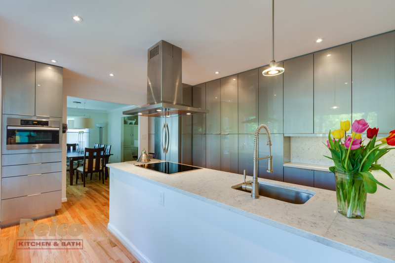 Reico Kitchen & Bath White Plains MD | Bathroom Remodeling