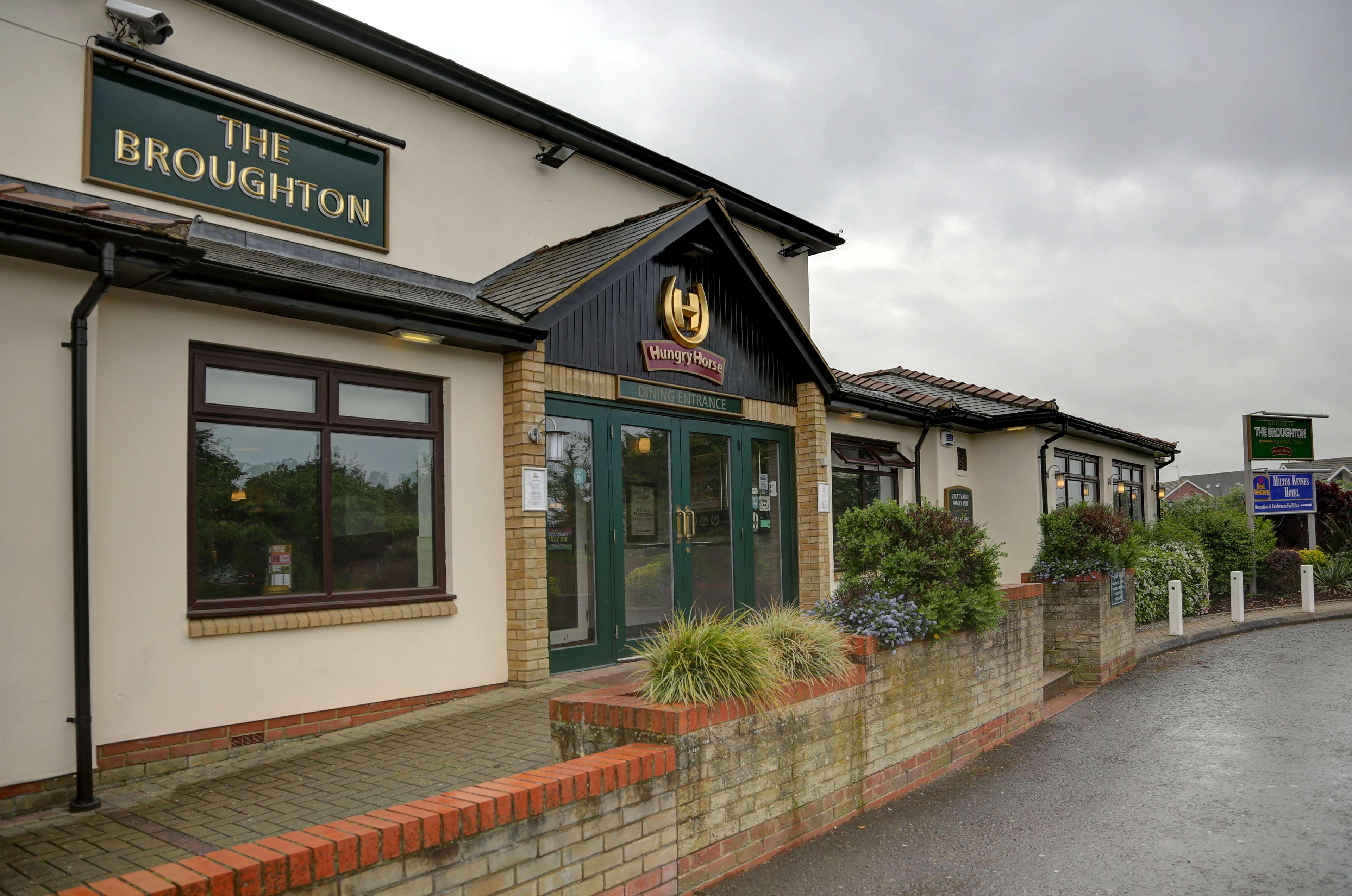 Best Western Milton Keynes Hotel Hotels In Milton Keynes Mk10 9aa