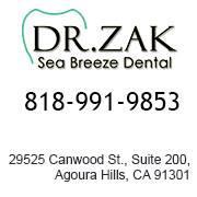 Dr. Zak Agoura Hills Dental Care