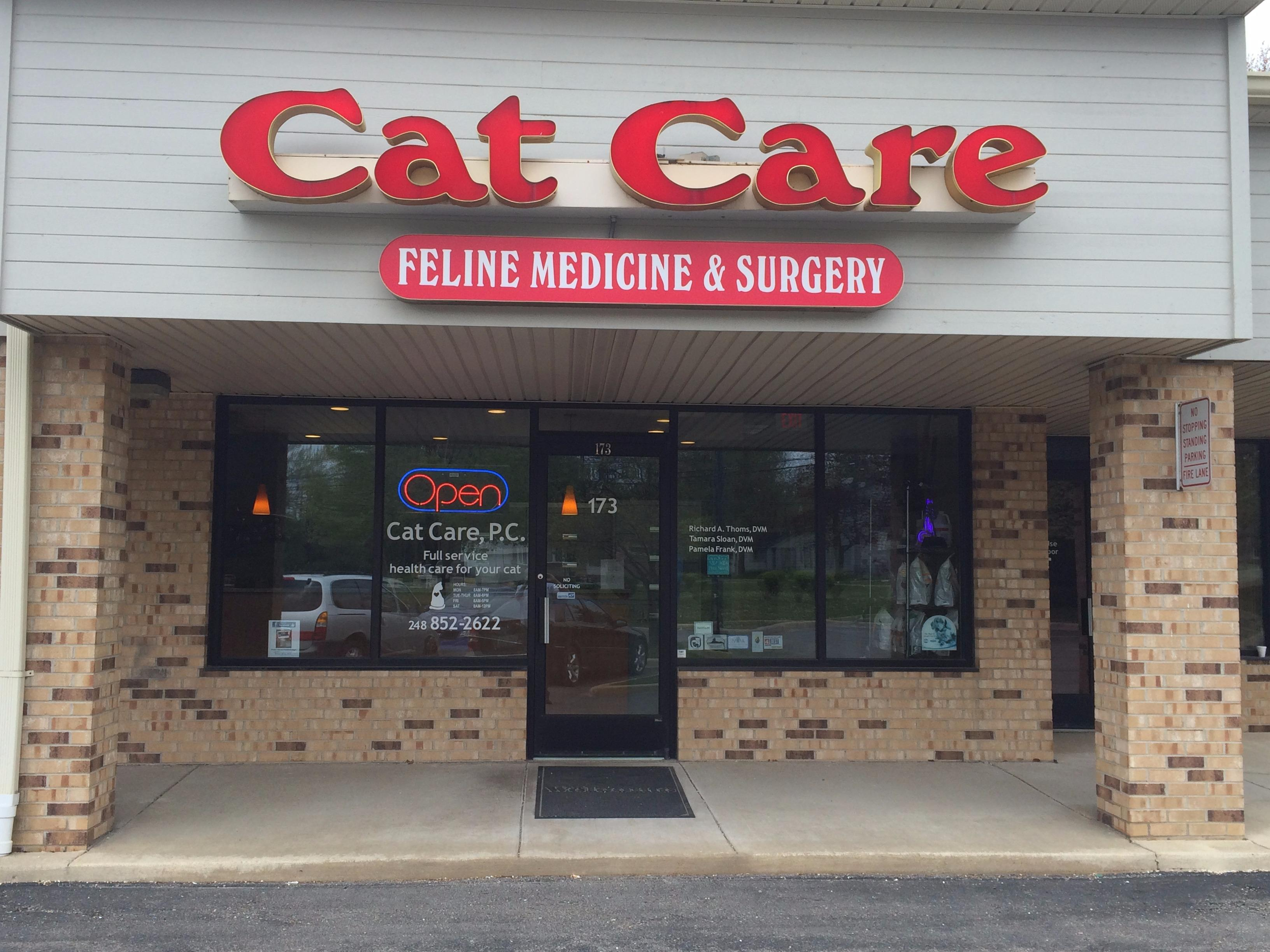 Cat Care PC of Rochester Hills image 0