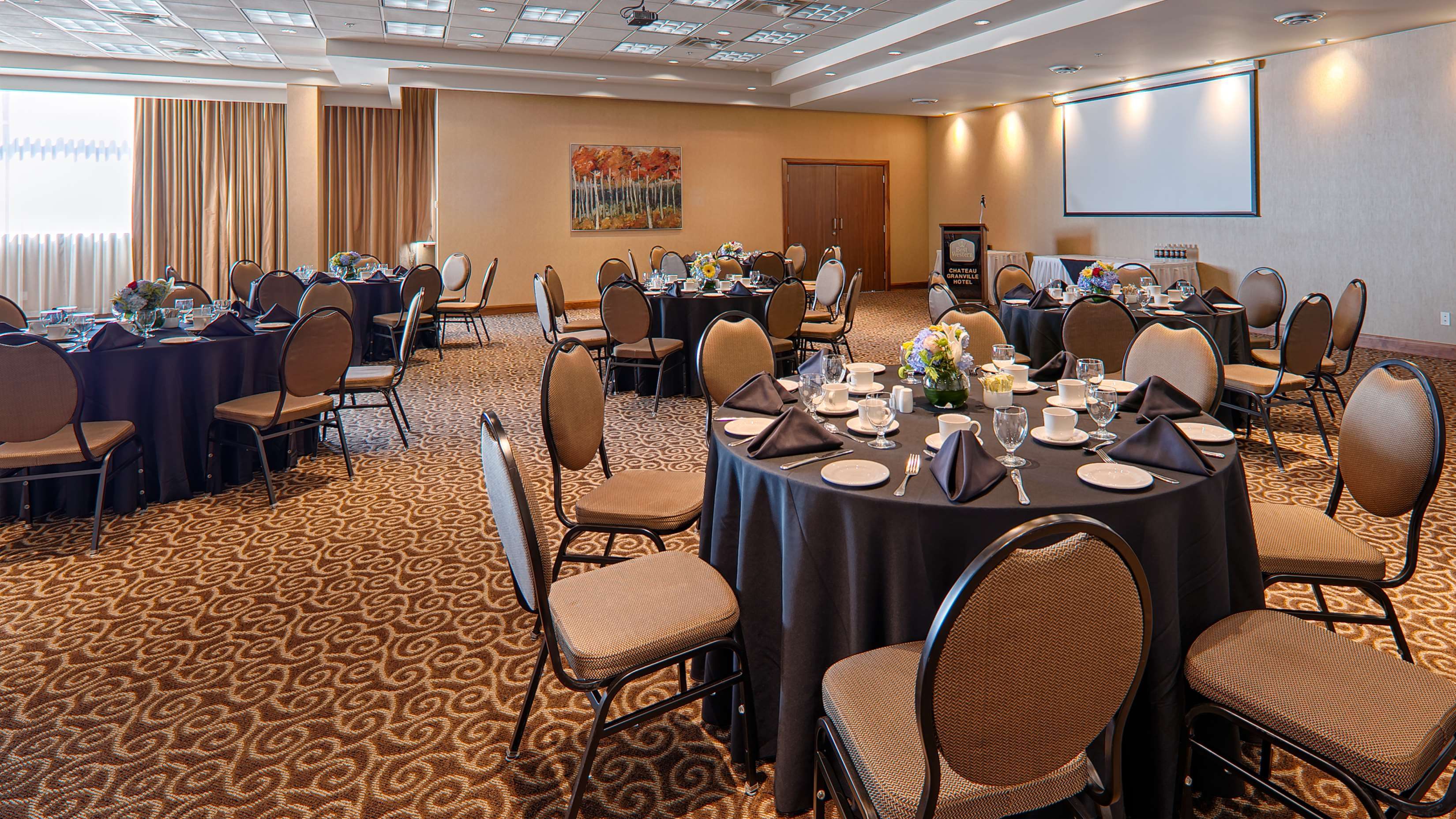 Best Western Plus Chateau Granville Hotel & Suites & Conference Ctr. in Vancouver: Conference Center