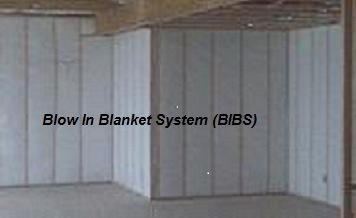BIBS - Blow In Blanket System