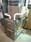 New 90% plus furnace, humidifier