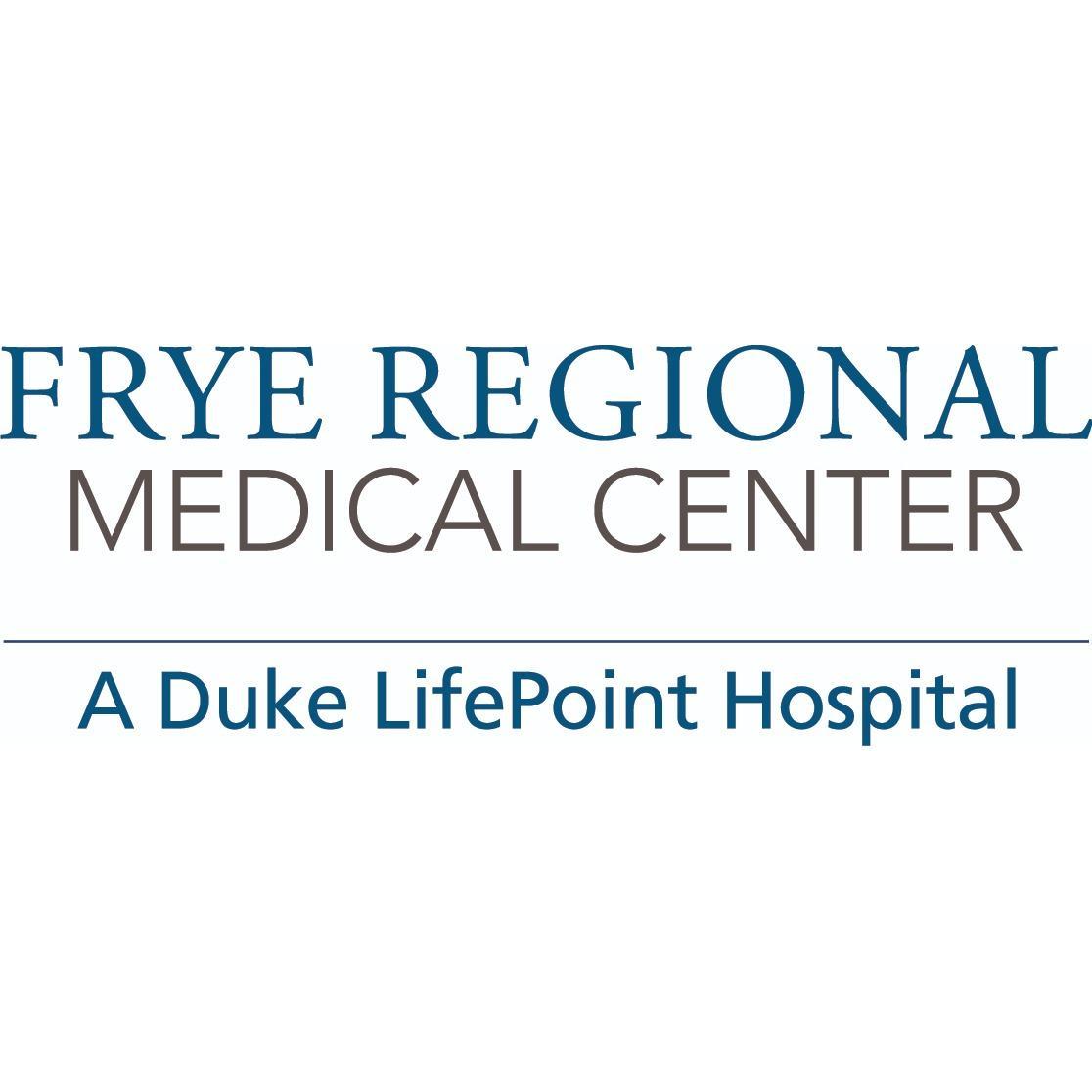 Frye Regional Cardiac Rehabilitation