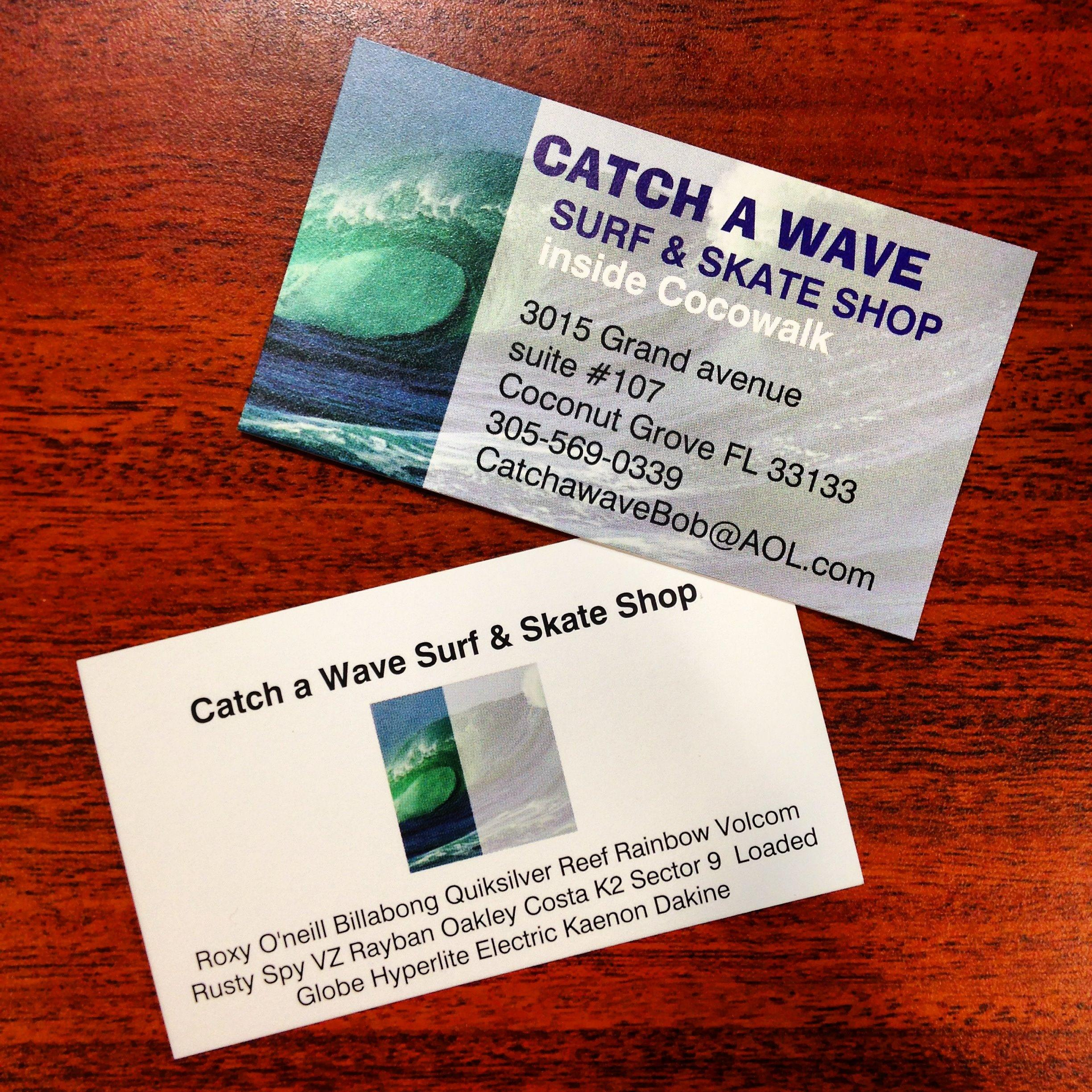 Catch-A-Wave