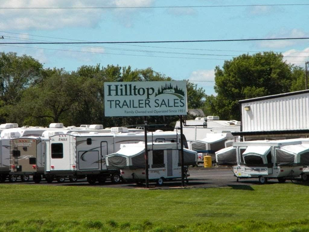 Hilltop Trailer Sales >> Hilltop Trailer Sales in Rochester, MN | Whitepages
