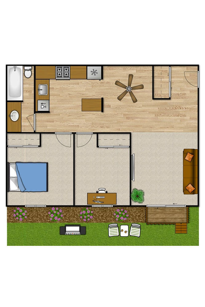 Springtree Apartments image 19