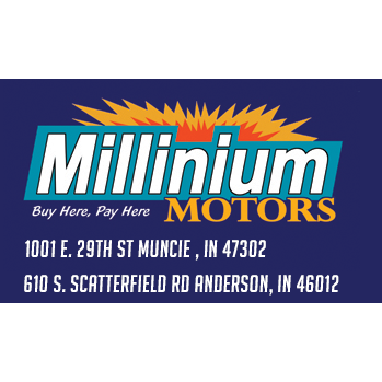 Millinium motors inc in anderson in 46012 citysearch Anderson motors llc
