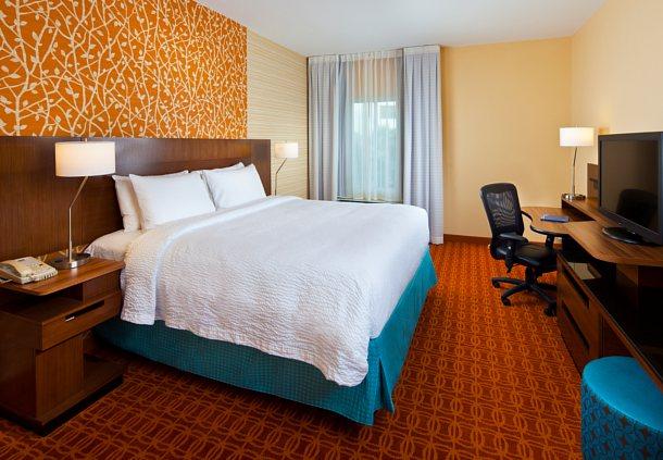 Fairfield Inn & Suites by Marriott Houston Hobby Airport image 3