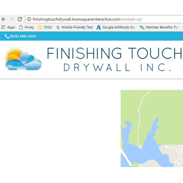 Finishing Touch Drywall Inc.