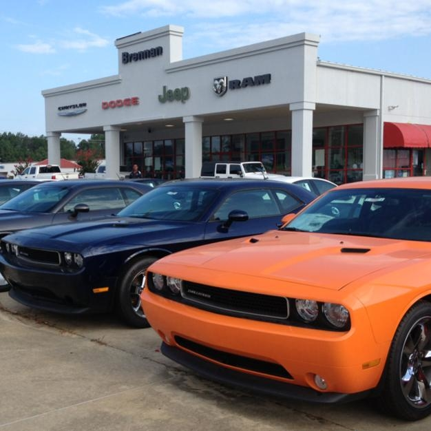 Dodge Dealership Shreveport