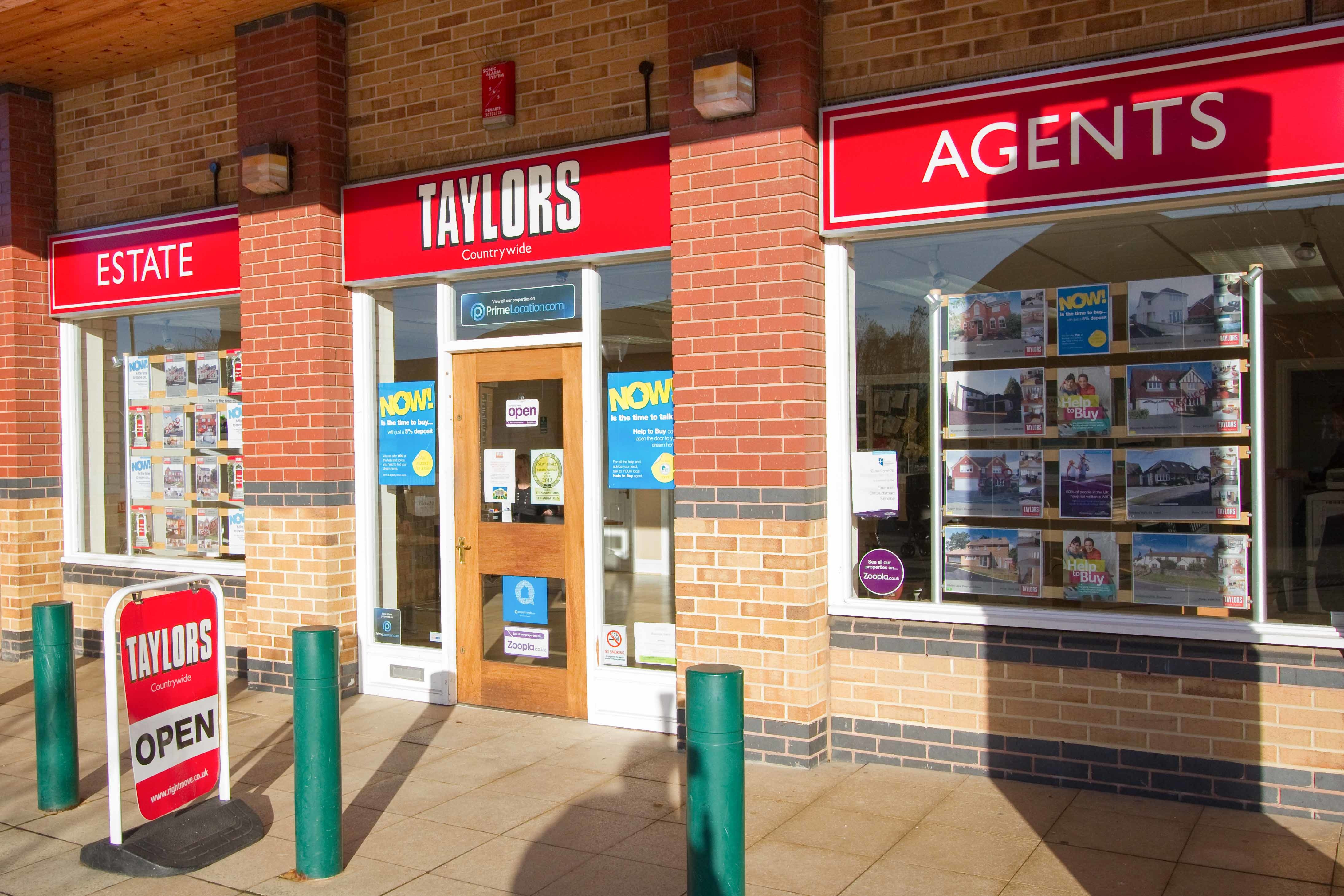 Taylors Estate Agents Emersons Green