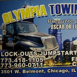 Olympia Towing