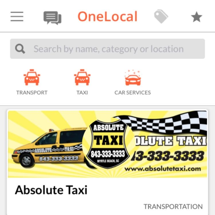 Off On All Your Rides On Onelocal