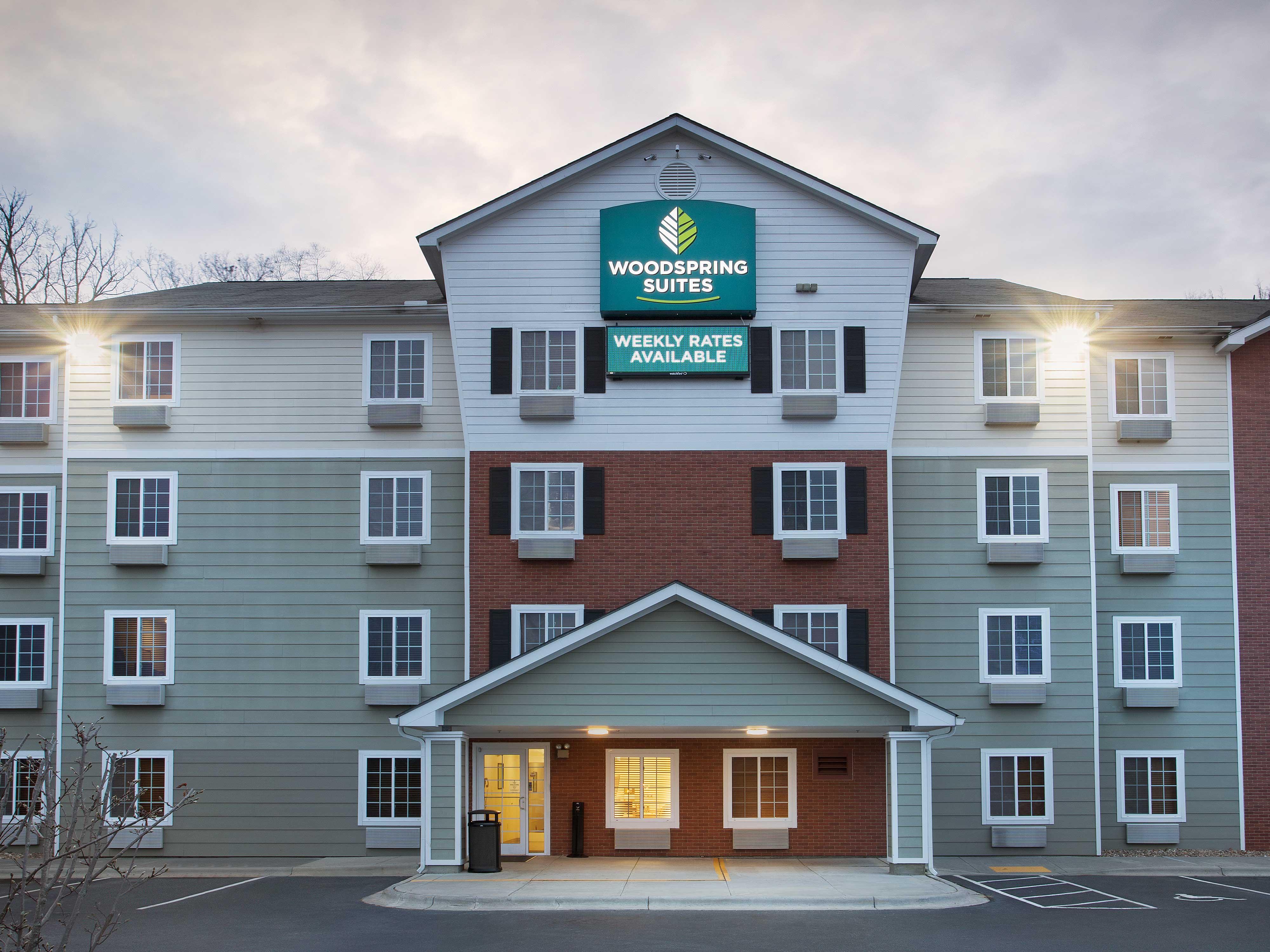 WoodSpring Suites Asheville image 20