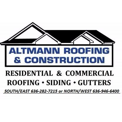 Roofing Contractors in MO Arnold 63010 Altmann Roofing and Construction LLC 5101 Dominion Dr  (636)373-9423