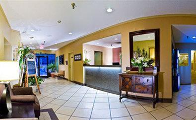 Best Western Cowichan Valley Inn in Duncan: Lobby
