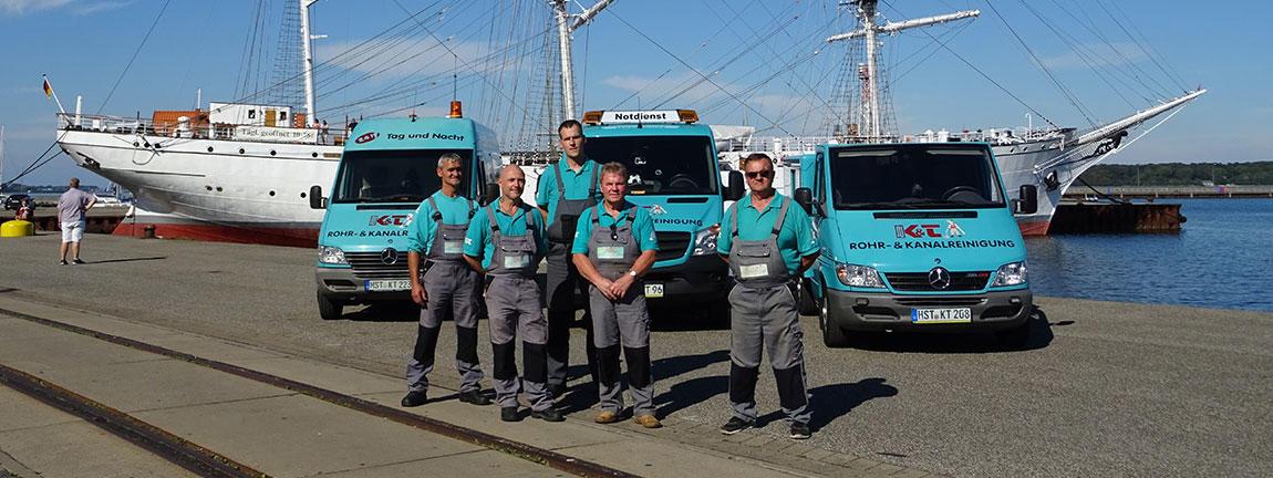 K & T Rohr- & Kanalreinigung GmbH
