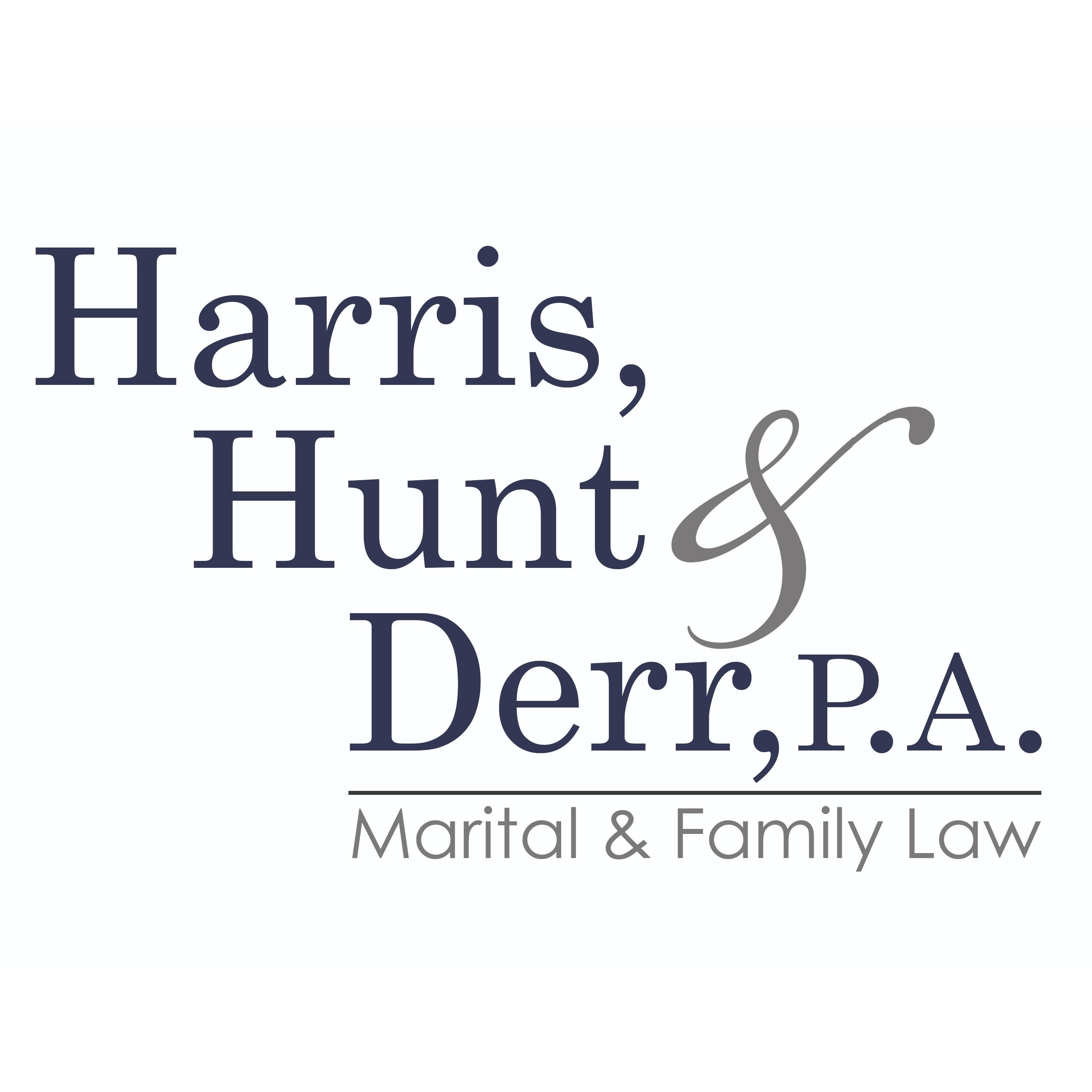 Harris, Hunt & Derr, P.A.