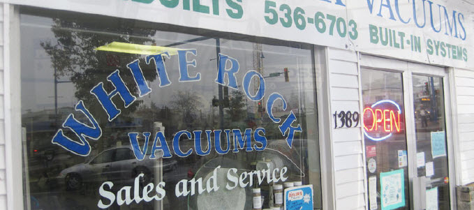 White Rock Vacuum & Sewing in White Rock