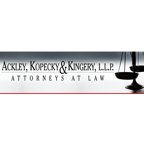 Ackley Kopecky & Kingery, L.L.P. Attorneys At Law
