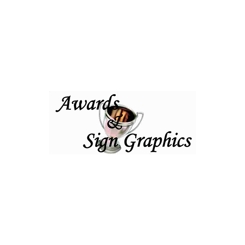 Awards & Sign Graphics
